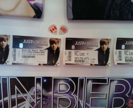 Justin Bieber fan picture