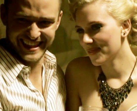Justin Timberlake and Scarlett Johansson video