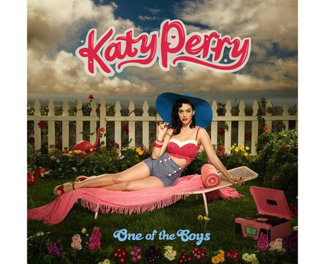 Katy Perry 'One For The Boys'