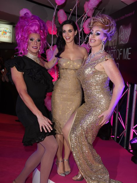 katy Perry and drag queens