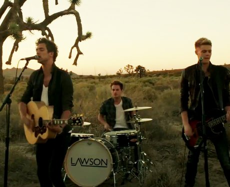 Lawson 'Taking Over Me'
