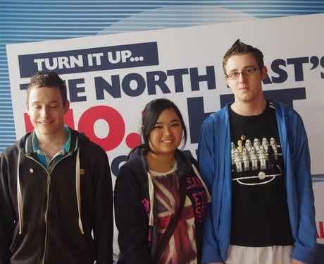 Newcastle College 4th July