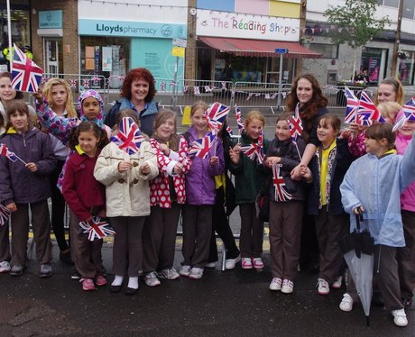 Olympic Torch Relay - Leicestershire