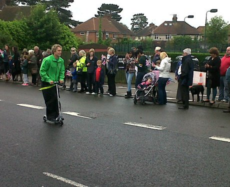 Olympic Torch Relay: Your Pics Day 3