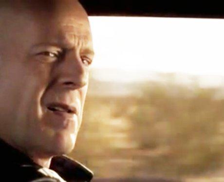 Bruce willis in Gorillaz video for 'Stylo'