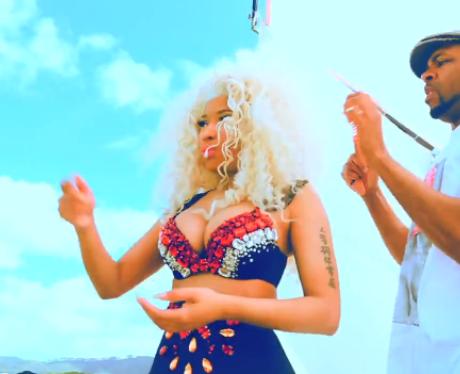 Nicki Minaj 'Pound The Alarm' Official Video 2012