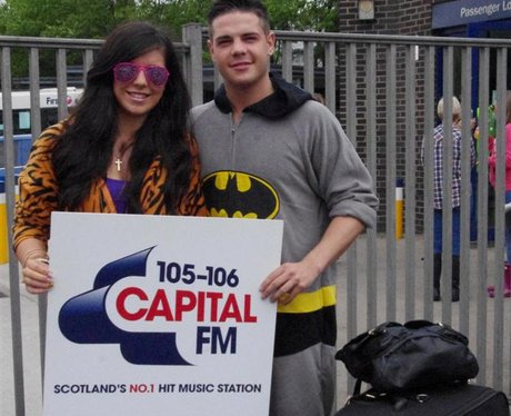 Were you Pap'd on your way to T In The Park?