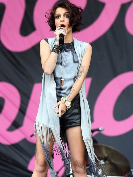 Cher Lloyd Performs At The Wireless Festival