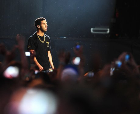Drake Performs At The Wireless Festival