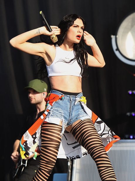 Jessie J Performs At The Wireless Festival