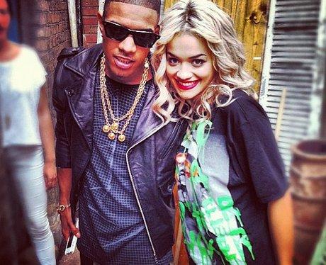 Rita Ora and Fazer