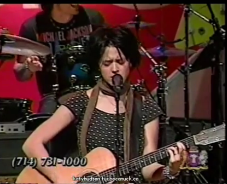 Katy Perry on Christian TV