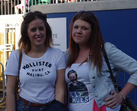 Scarborough 15th July - Olly Murs