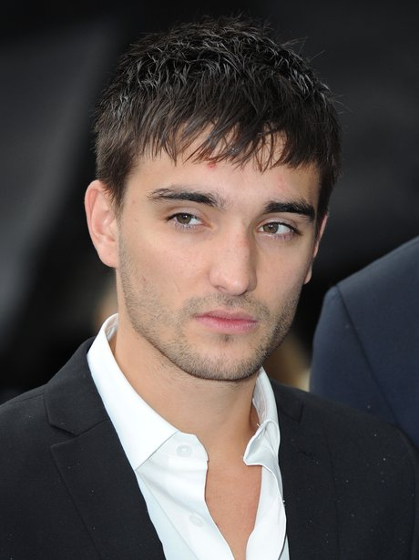Tom Parker  'The Dark Kinght Rises' Premiere