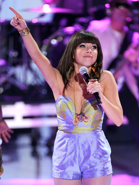 Carly Rae Jepsen Teen Choice Awards 2012