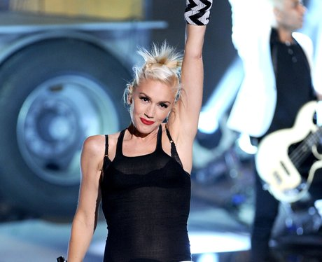 Gwen Stefani of 'No Doubt' The Teen Choice Awards