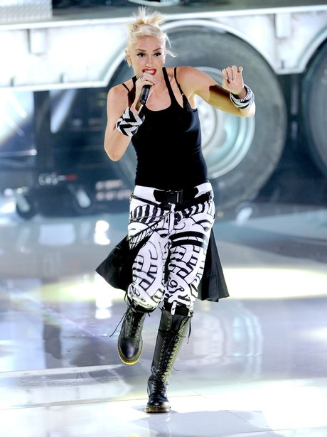 Gwen Stefani of 'No Doubt' The Teen Choice Awards