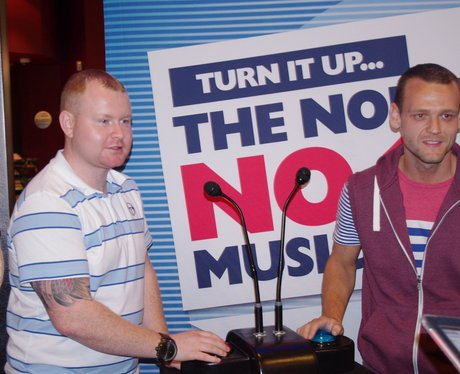 Hit Music Challenge at the Odeon Metrocentre