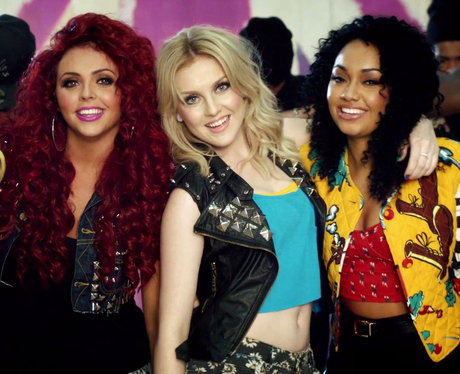 Little MIx video