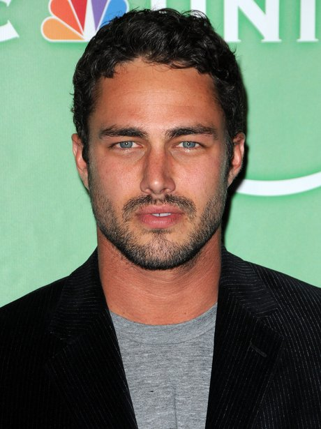 Taylor Kinney on the red carpet