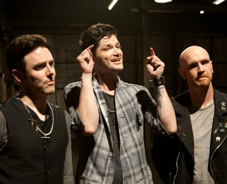 The Script 'Hall Of Fame'