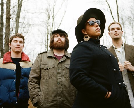 Alabama Shakes in a promo shot