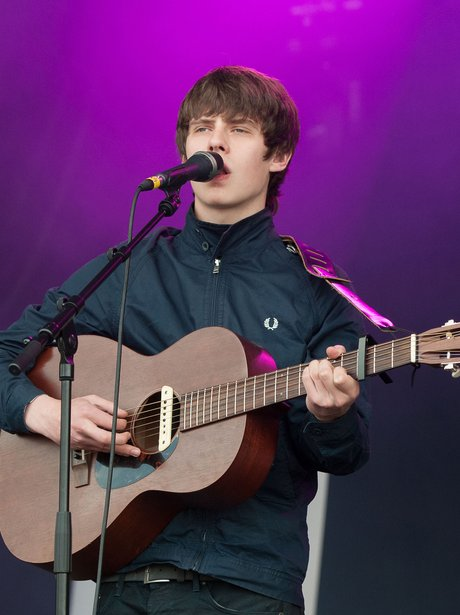 Jake Bugg performs live in concert