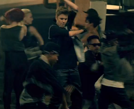 Justin Bieber's As Long As You Love Me video