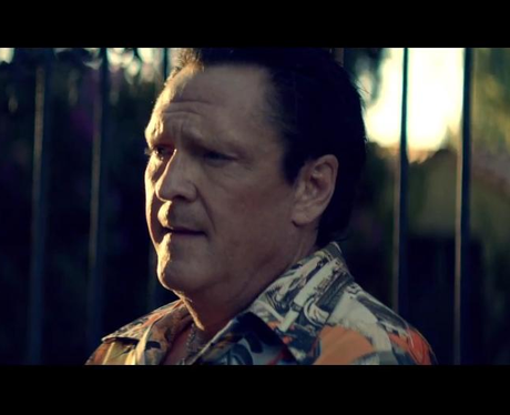 Michael Madsen in Justin Bieber's new video