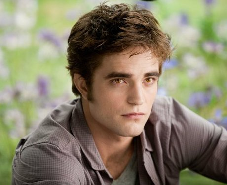 Robert Pattinson as Edwrad Cullen in Twilight.