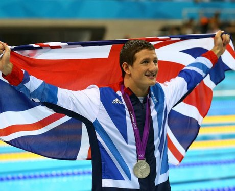 Great Britain's Michael Jamieson Wins Olympic Silver