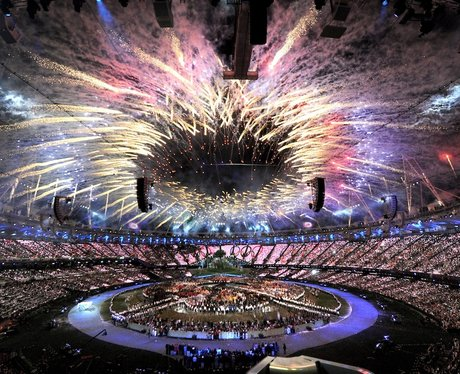 The Olympic Opening Ceremony