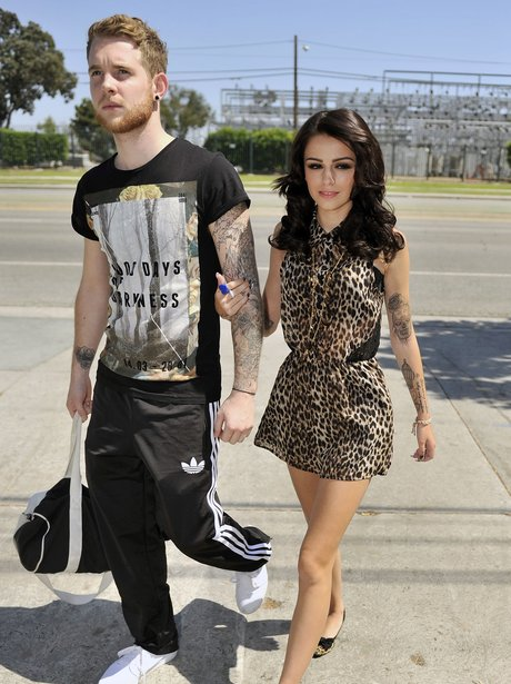 Cher Lloyd And Craig Monk Pop Star Wedding Watch Will They Put A