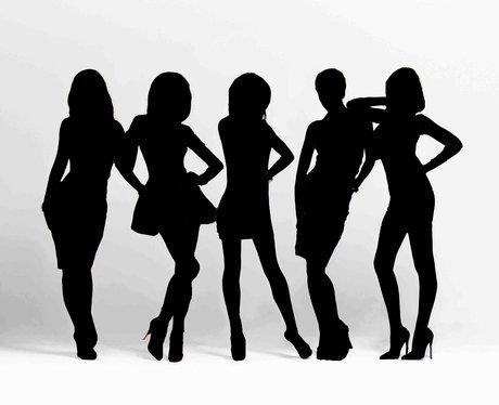 Girls Aloud Silhouette