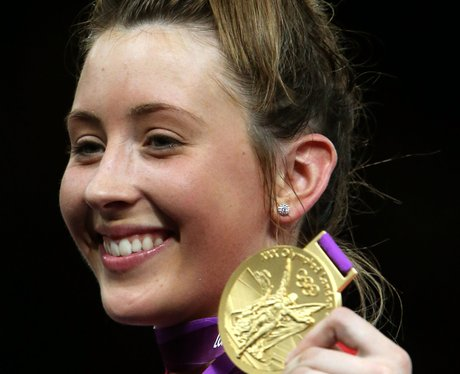 Jade Jones wins team gb's first ever taekwondo gold