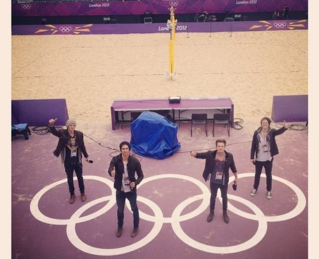 Lawson at the Olympic games