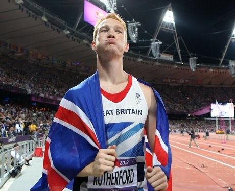 Greg Rutherford Is Crowned Long Jump Olympic Champion At The London 2012 Olympic Games