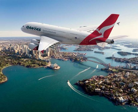 Qantas, the Spirit of Australia