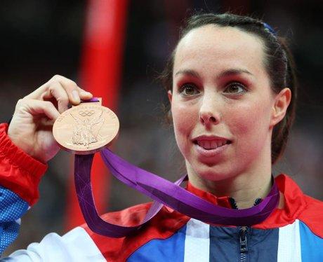 Beth Tweddle Wins London 2012 Olympic Bronze