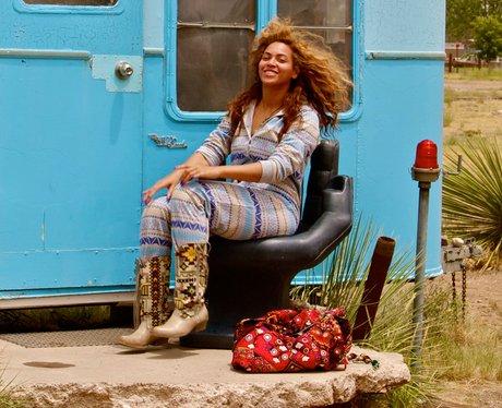 Beyonce in a onesie