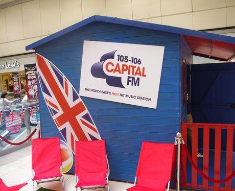 Capital Beach Shack in Eldon Square