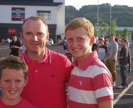 Cardiff City Launch