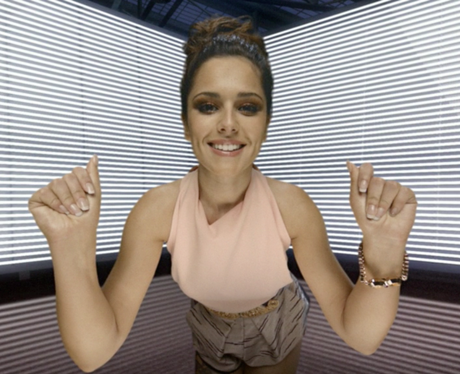 Cheryl In The Capital FM TV Advert 2012