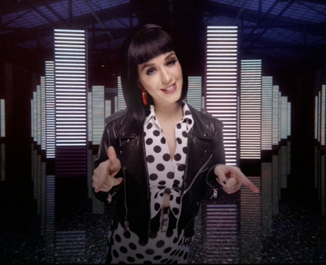 Katy Perry In The Capital FM TV Advert 2012