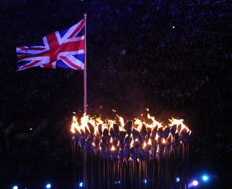 The London 2012 closing ceremony