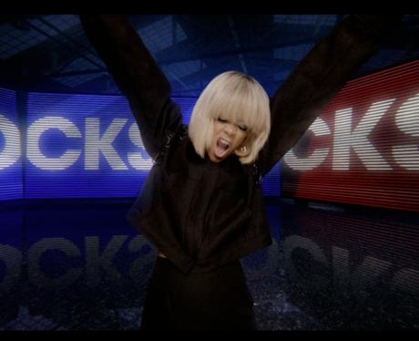 Rihanna In The Capital FM TV Advert 2012