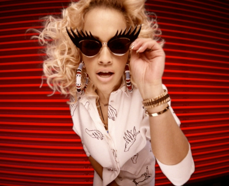 Rita Ora In The Capital FM TV Advert 2012