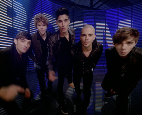 The Wanted In The Capital FM TV Advert 2012