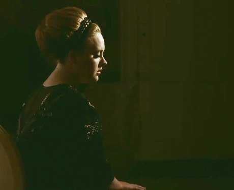Adele's 'Rolling In The Deep' music video.