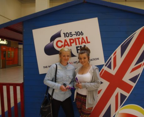 Capital Beach Shack in Eldon Square - 18th August